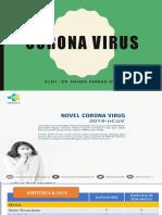 CORONA VIRUS oleh dr. nanda