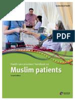 HEALTH CARE PROVIDERS HANDBOOK ON MUSLIM PATIENTS