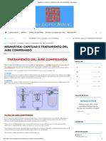 CAPITULO 5 TRATAMIENTO DEL AIRE COMPRIMIDO - Automatizacion
