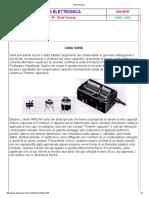 Diodi Varicap-controllo e misura