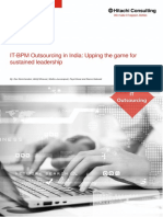 IT-BPM Outsourcing in India - Upping the game for sustained leadership2