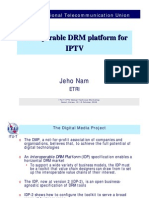 Drm for Iptv