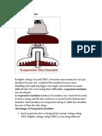 Suspension Insulator