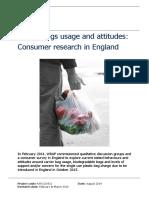Polythene Bag User Project PDF