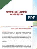 Plan de Formación de Lideres Comunitarios ULTIMO
