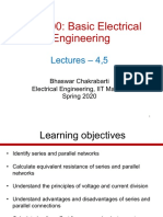 Lectures 4-5