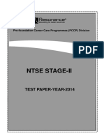 to download Ntse Stage II Paper 2014 ( PDFDrive.com )