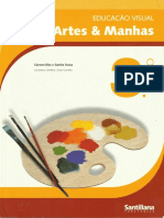 ANEXO VIII - Manual Educação Visual 7º Ano