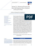 Efficacy of Surfactant-TA, Calfactant and Poractant Alfa