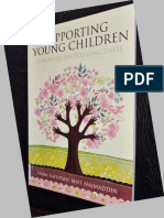 Supporting Young Children Through Distressing Times by Umm Safiyyah Bint Najmaddin