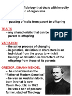 lectures in genetics
