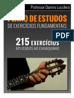 215ExercciosFundamentaisParaCavaquinhoLinksVdeos
