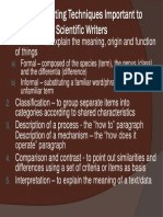 UNIT II - Special Writing Techniques Important to Scientific Writers.pdf