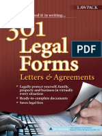 301 Legal Forms, Letters & Agreements.pdf