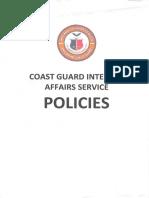 CGIAS POLICIES