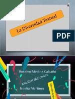 La Diversidad Textual