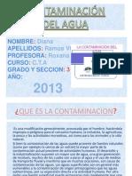 lacontaminaciondelagua-131127191010-phpapp02
