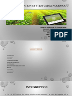 iotppt  smart irrigation final