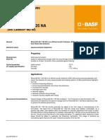 Espesante acrilico Rheovis AS 1125 NA