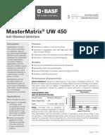 basf-mastermatrix-uw-450-tds