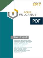 Hierro Forjado - Volcanus - 2017