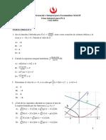 Clase integral PC2 - Calculo - UPC