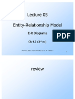 DBLecture05-ER