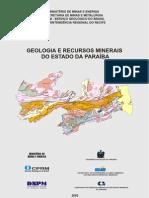 relatorio PB CPRM