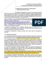 EDITAL RESIDÊNCIA UNICAMP 2019