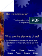 The Elements of Art (Intro)