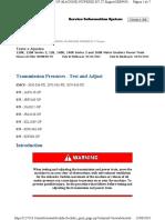 transmissao (teste e ajuste)_120k caterpillar