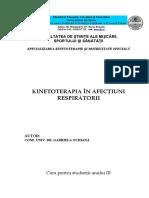 5. Kinetoterapia În Afectiuni Respiratorii
