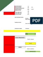 PREDIMEN.-Y-METRADO portico FACHADA estructural 2 bacan bacan