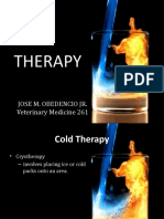 Hot and Cold Therapy