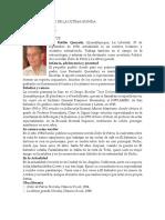 ANALISIS LITERARIO DE LA ULTIMA GUINDA