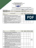 Plan de Actividades (Orientación al Estudiante y tutor) Auditoria II Semestre