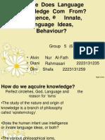 PPT-Psycholinguistics