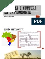 HISTORIA E CULTURA DA GASTRONOMIA