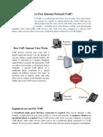 Voice Over Internet Protocol.docx