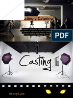 Talentos y Catering-Gestión