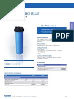 BWT Filtre Big Blue