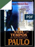 A VIDA E OS TEMPO DOS APÓSTOLO PAULO.pdf