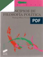 Blanco Fernandez, Domingo - Principios de filosofia politica Ed. Sintesiis 2000.pdf