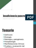 Insuficiencia Pancreática