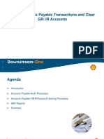 PGS_AP100070_Audit_Accounts_Payable_Transactions_and_Clear_GR_IR_Accounts