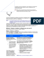 Introdução para instalação de impressora hp.