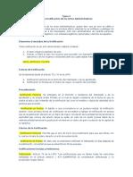 Tema 2. De la Notificacion del Acto Administrativo (4tosem)