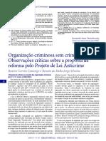 CAMARGO_SILVEIRA_Organizacoes criminosas(2019)