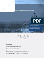 Evaluation des competences