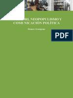 Fujimori, neopopulismo y comunicación política (Documento de Tra